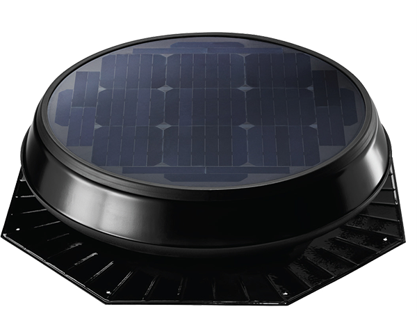 Unovent's Xtract solar powered attic fan