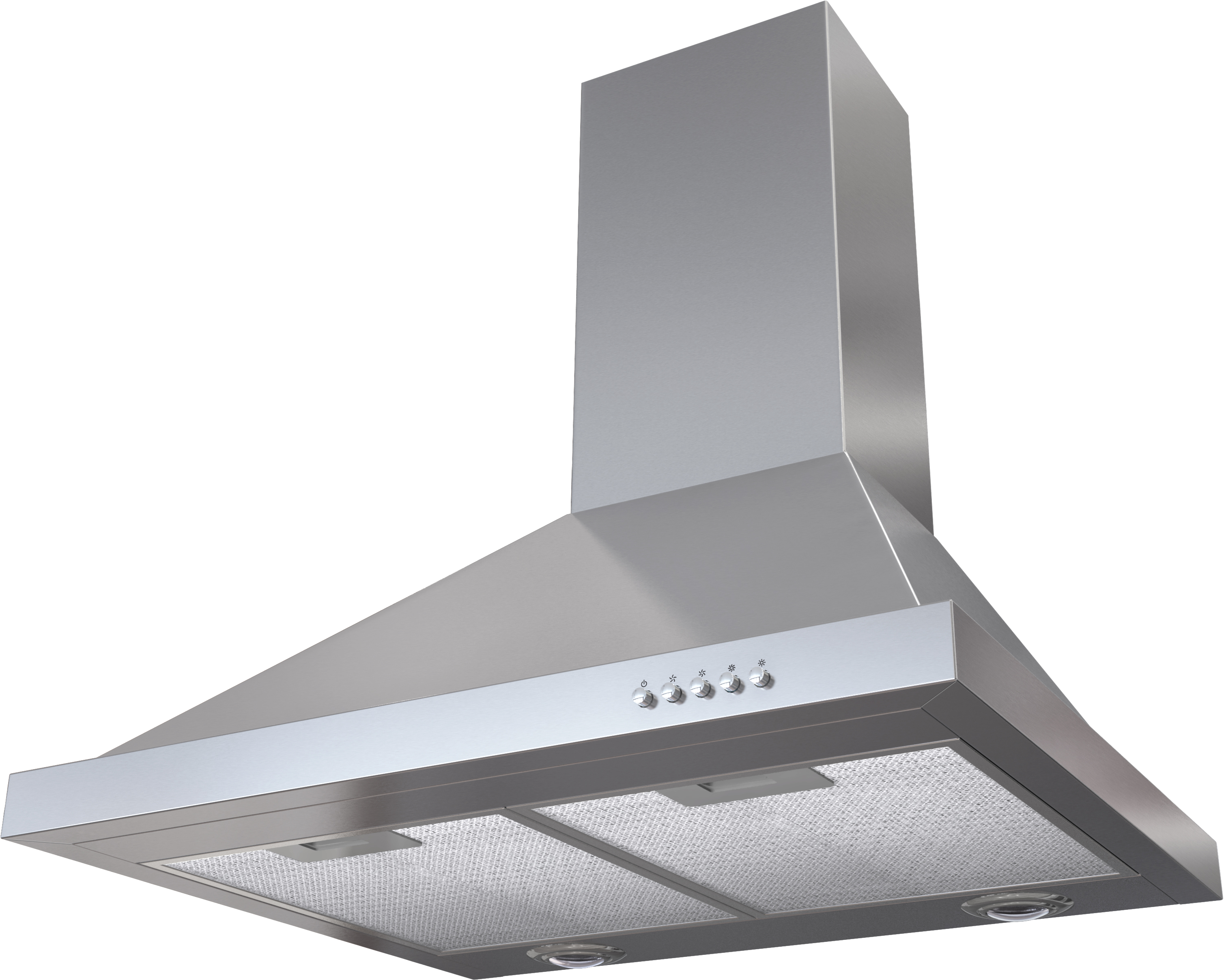 Unovent's Xtract Kitchen Rangehood illustration